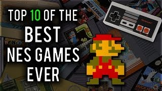 Top 10 Best NES Games Ever