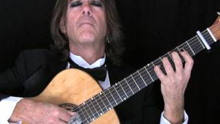 Mad World - Michael Chapdelaine - solo fingerstyle guitar cover