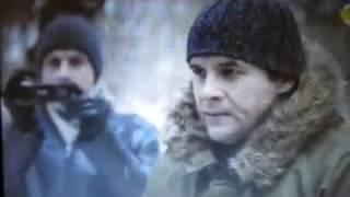 Работа актёра Романа Высоцкого. Эпизод из детективного сериала.