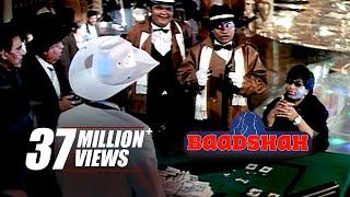 Funny Casino Scene | Baadshah | Shahrukh Khan, Johnny Lever | Ful HD 1080p