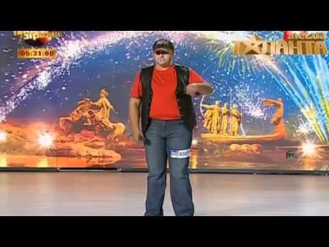 Неудачные выступления в Харькове 'Украина мае талант 3'