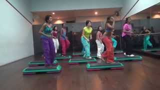 Bouje Bouje By J Perry. Zumba Step with Lani