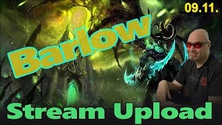 Karazhan & Gold verdienen | Barlows WoW-Stream