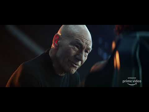 Star Trek: Picard | Season 1 - Official Trailer | Amazon Original