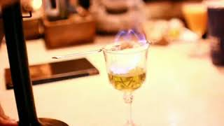 The Green Fairy Absinthe Cocktail