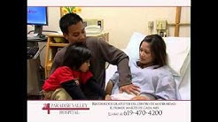 Servicios de Maternidad en Paradise Valley Hospital