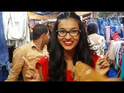 Colaba Causeway shopping 2017 | Bargaining | budget shopping