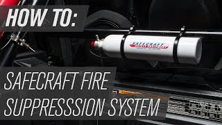 How To Install Safecraft Fire Suppression Systems | RZR XP 4 1000