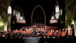 Variant on Benedictus: Glory to the Holy One Concert (Saint Andrew