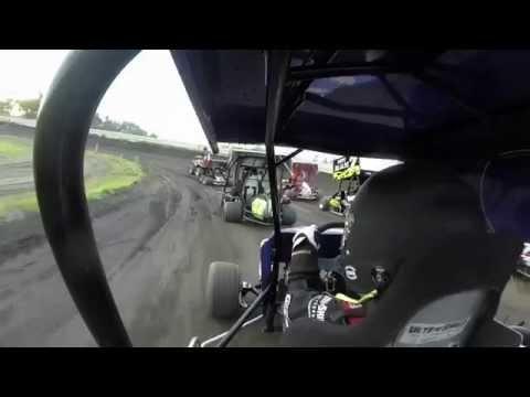 English Creek Speedway - Heat Race - July 11, 2014