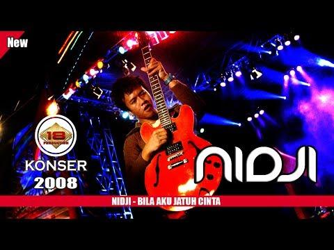 NIDJI - BILA AKU JATUH CINTA (LIVE KONSER KALIMANTAN TIMUR 2008)