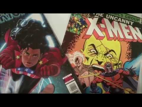 X-Men Vs. America. Legend Vs. Legend. Claremont Vs. Rivera. 1 Lives 1 Dies!!