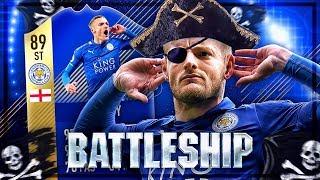 FIFA 18: TOTS VARDY BATTLESHIP WAGER vs TISI SCHUBECH