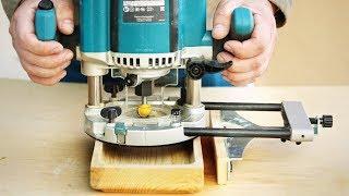 Фрезерование прямоугольной тарелки по направляющей, milling wood dish