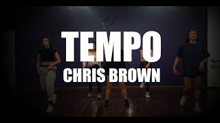 Tempo - Chris Brown - Sharmila Dance Center