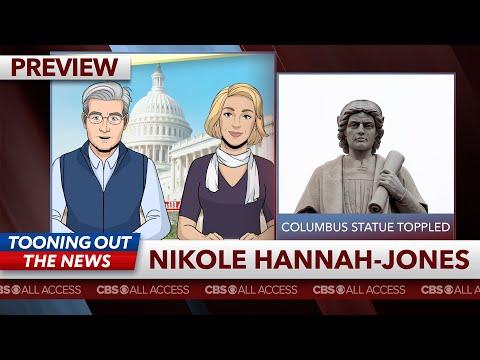 Nikole Hannah-Jones won't blurb Sarah Sabo's Christopher Columbus children's book