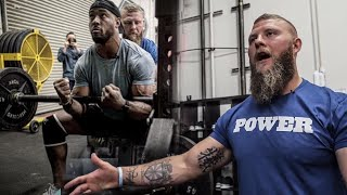 Use This Special Exercise For Combat Sports | The Zercher Squat | Phil Daru