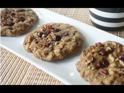 Chocolate Chip Pecan Cookies - Treats By Jenny