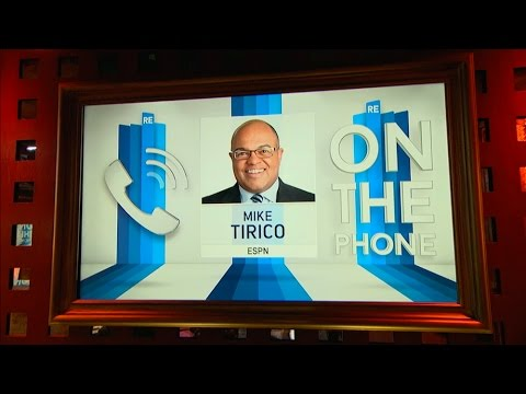 ESPN Broadcaster Mike Tirico on Broadcasting Kobe Bryant's Farewell Game & More - 4/14/16