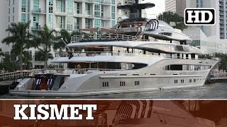 KISMET Superyacht in Miami at EPIC Marina