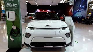 2020 Kia Soul EV @ 2019 Canadian International Auto Show