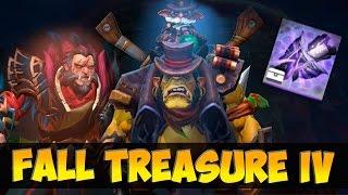 ЧЕТВЕРТАЯ СОКРОВИЩНИЦА - Fall Treasure IV