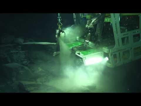 ROV-prøvetaking
