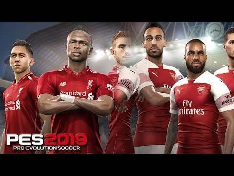 PES 2019 || PACK OPEN MONSTRO, ARSENAL E LIVERPOOL  + ATUALI