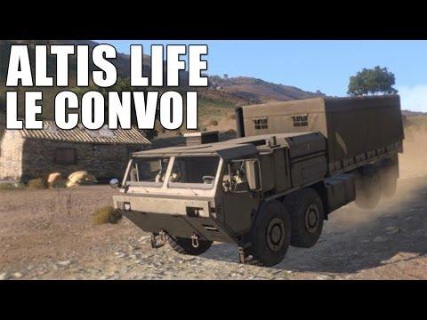 Altis Life - Le convoi