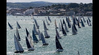 Rolex Fastnet Race 2017 – 6 August – Record fleet enjoys perfect start