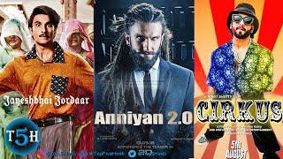 Top 5 Upcoming Ranveer Singh Movies 2021, 22, 23 || Top 5 Hindi