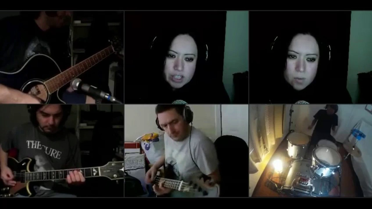 Siouxsie and The Banshees - Spellbound (bandhub cover)