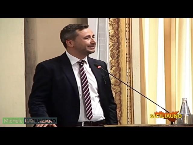 Intervento in aula sulla rete infrastrutturale prov. di Agrigento