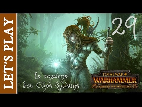 [FR] Total War Warhammer : Le Royaume des Elfes Sylvains - Episode 29