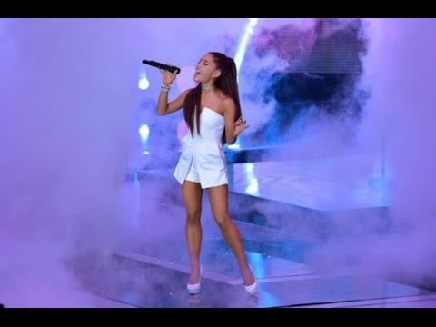 Ariana Grande - One Last Time (Live On The Voice Of Italy)