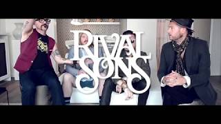Rival Sons Signs to Atlantic Records! February 27, 2018