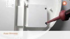 LEDVANCE Surface Compact IK10 LED -valaisimet - Asennusvideo