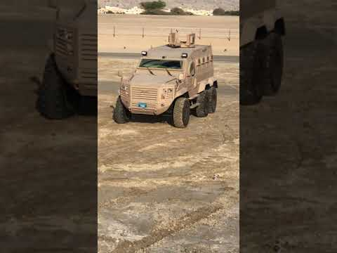 6x6 Conversion — DBL Design | Severe Duty Conversions