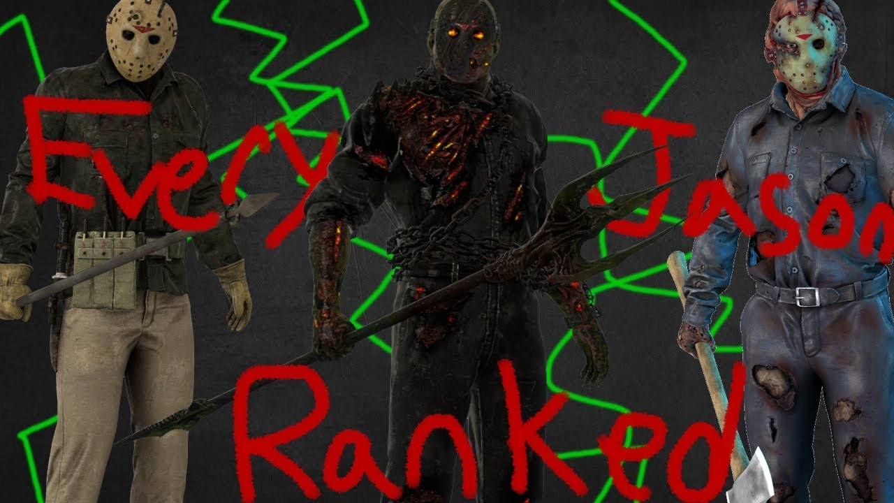 Every FRIDAY THE 13th Movie RANKED! - YouTube