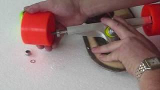 Octane Sport Longboard wheel / bearing change