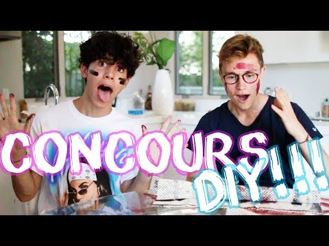 CONCOURS DIY! w/Sundy Jules