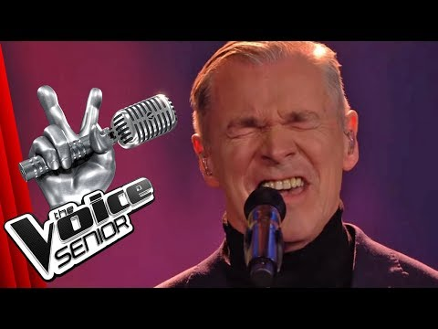 Philipp Poisel - Eiserner Steg (Joerg Kemp) | The Voice Senior | Finale | SAT.1 TV