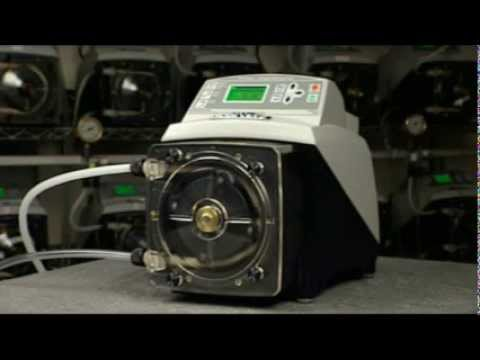Flex-Pro® A3 Peristaltic Pump - Operation - Blue-White Industries, Ltd.