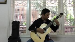 Unbreak my heart - Lê Hùng Phong - Guitar solo