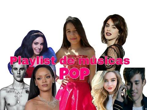 Minha Playlist de músicas Pop Justin BieberCalvin HarrisMartina Stoessel