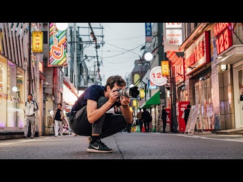 Start CRUSHING STREET PHOTOGRAPHY
