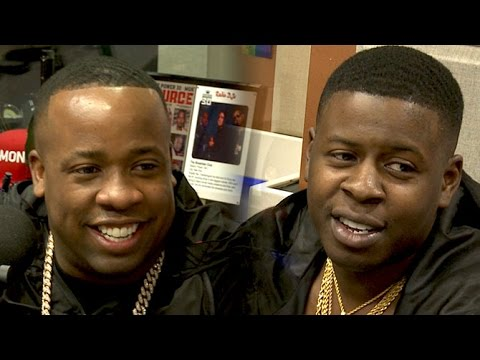 Yo Gotti and Blac Youngsta Interview at The Breakfast Club Power 105.1 (02/18/2016)