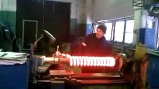 Навиака пружин на станка в Витебске
