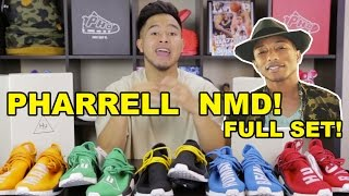 MY THOUGHTS ON THE ADIDAS PHARREL NMD COLLABORATION