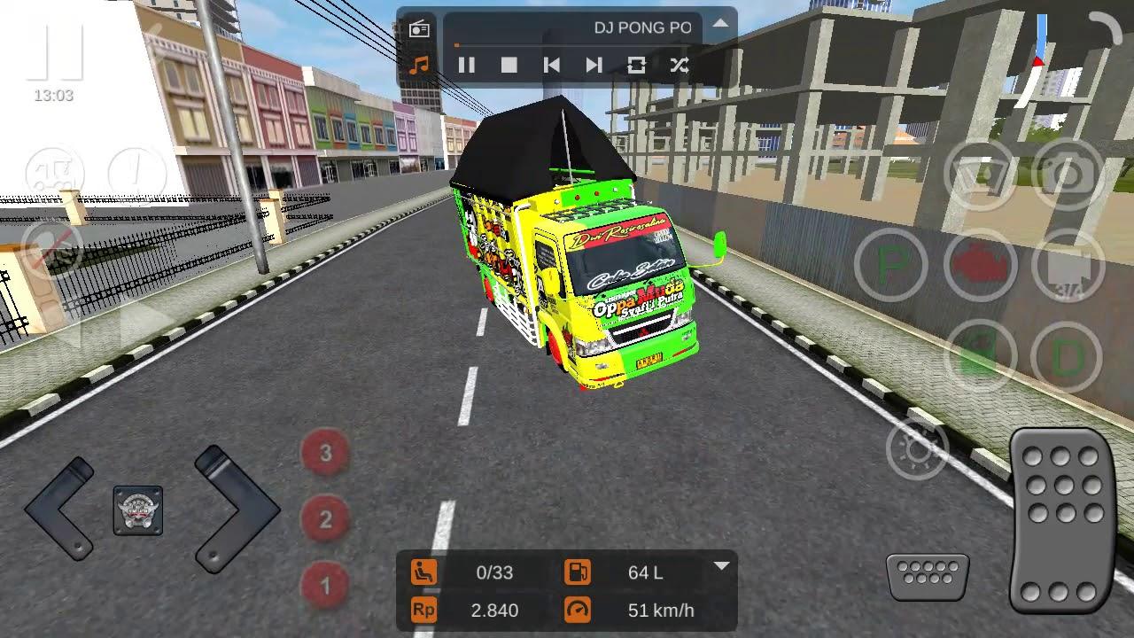 920 Koleksi Mod Mobil Oleng Bus Simulator Gratis